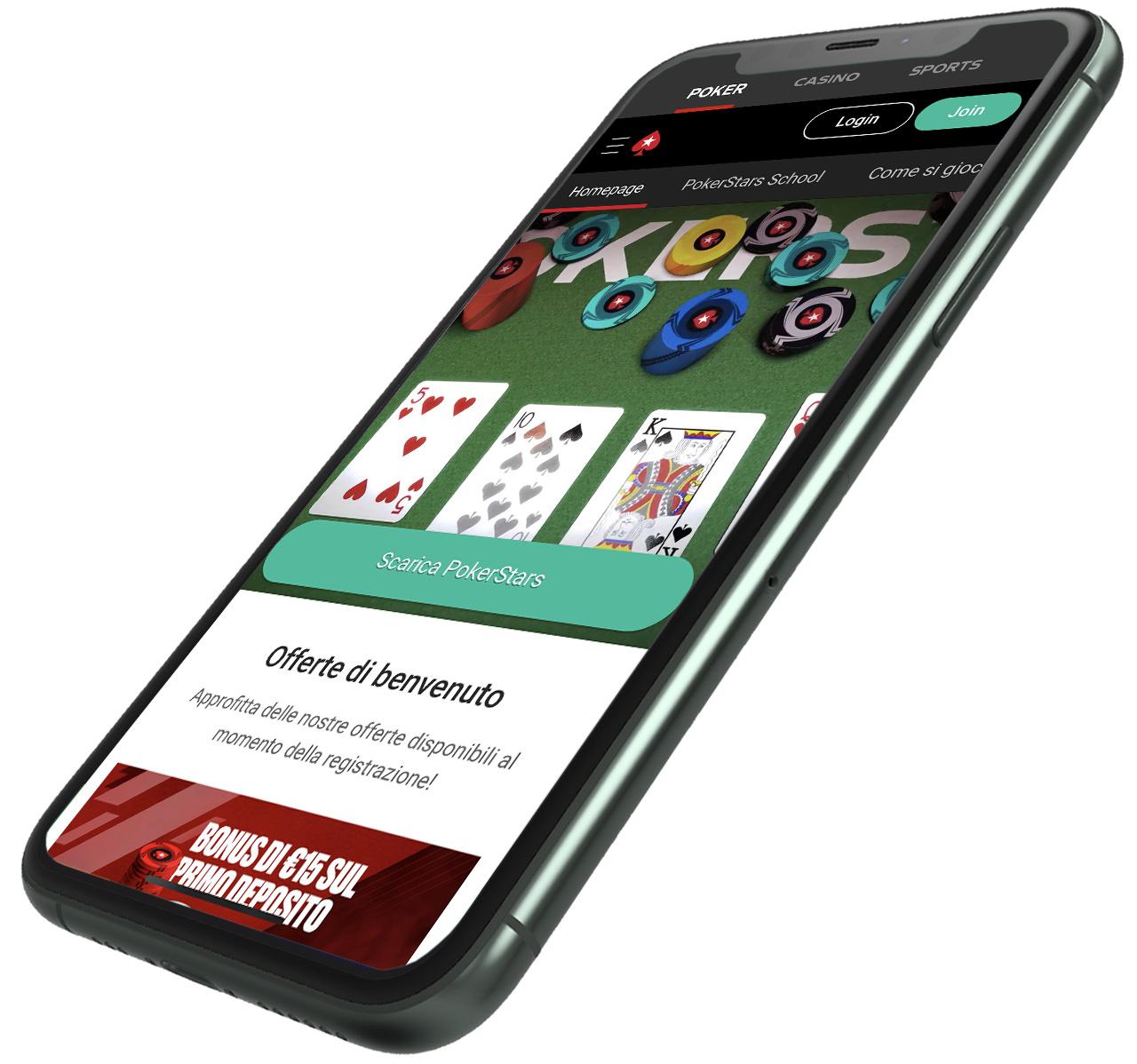 Affiliazione PokerStars